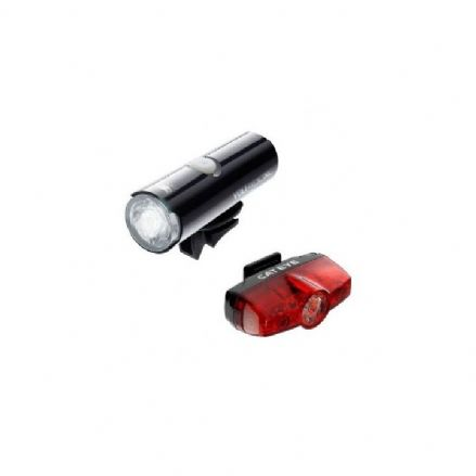 Cateye Volt 400 Rapid Mini Light Set